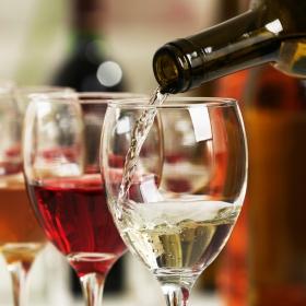 Wijn in Bib